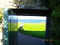 View of the sea from the garden - Castle Of Mey.jpg