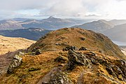 View towards Ben Lomond from the Arrochar Alps, Scotland 11.jpg