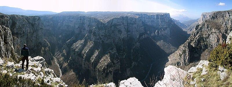 Αρχείο:Vikos-gorge.jpg