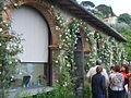 Villa il roseto (fiesole), giardino, ex-limonaia.JPG