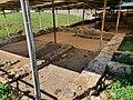 Villa romana del Varignano, sezione di scavi con mosaici pavimento.jpg