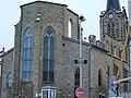 Villars (Loire) - Restauration de l'église Saint-Laurent, Février 2006.jpg