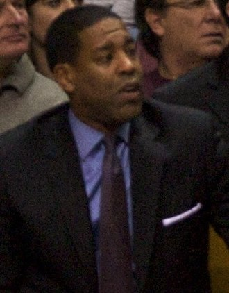 Vince Taylor (basketball) - Taylor in 2009 as Minnesota assistant coach.