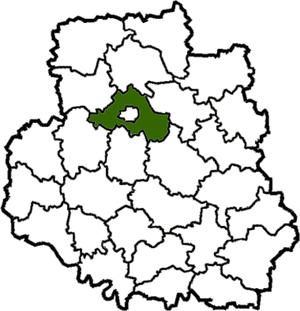 Vinnytsia Raion - Image: Vinnytskyi Raion