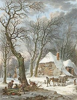 Vintage Christmas illustration digitally enhanced by rawpixel-com-27