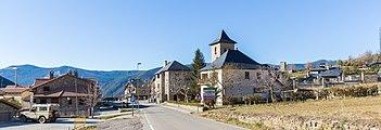 Vista de Gavín, Huesca, España, 2015-01-07, DD 01.JPG