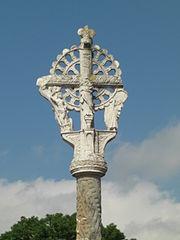 croix de cimetière de Vittefleur