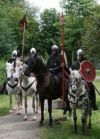 Vlaardingen - Slag bij Vlaardingen (reenactment 2008) 1.jpg