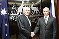 Vladimir Putin with John Howard-1.jpg