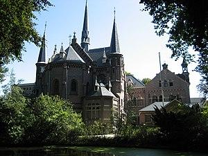 Voorschoten - Kloosterkapel in Voorschoten
