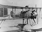 Vought UO-1 assigned to USS Omaha (CL-4), in the 1920s (80-G-459785).jpg