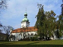 Vsetín Castle