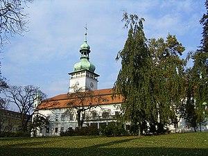 Vsetín - Vsetín Castle