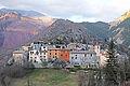 Vue du village de Rigaud en descendant du plateau de Dina.JPG
