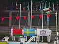 WDSC2007 Day2 Awards Women100Backstroke Flags.jpg