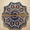 WLA brooklynmuseum Ten-Pointed Star Tile mid-15th century.jpg