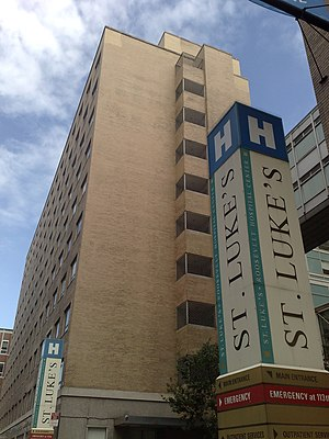St  Luke's–Roosevelt Hospital Center - Wikipedia