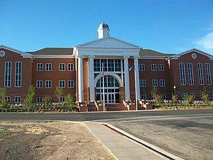 Washington County, Utah - Washington County 5th District Courthouse, 2010