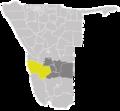 Wahlkreis Daweb in Hardap.png