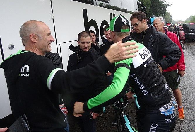Wallers - Tour de France, étape 5, 9 juillet 2014, arrivée (B55).JPG