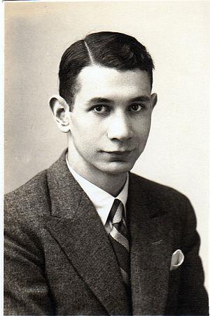 Walter Bergman - Portrait of Walter Bergman(n)