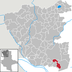 Location of Wannefeld within Altmarkkreis Salzwedel