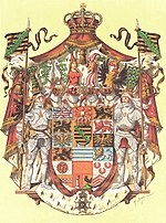 Coat of arms of Saxony-Meiningen