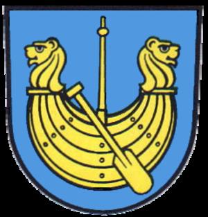 Untermünkheim - Image: Wappen Untermuenkheim