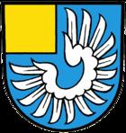 Das Wappen von Vellberg