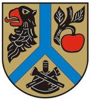 Aach, Rhineland-Palatinate - Image: Wappen aach trier