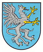 Coat of arms of the city of Rodalben