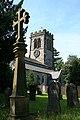 War Memorial and All Saints - geograph.org.uk - 1437491.jpg
