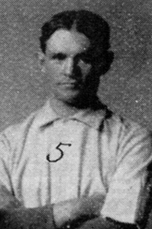 War Sanders - Sanders with the Nashville Baseball Club in 1902