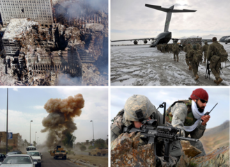 War on Terror - Image: War on Terror montage 1