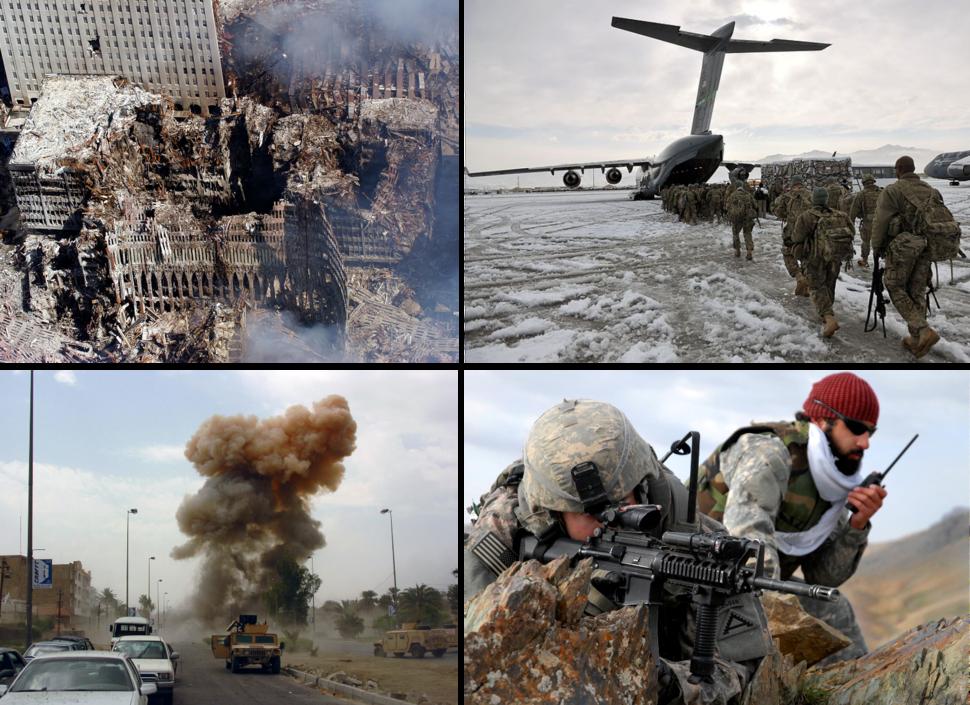 War on Terror montage1