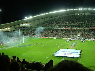 New South Wales Waratahs - Waratahs game at Sydney Football Stadium