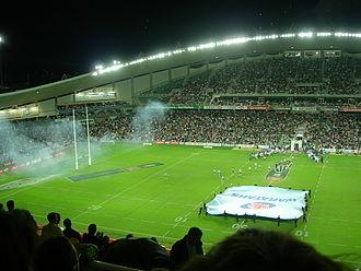 New South Wales Waratahs - Waratahs game at Sydney Football Stadium