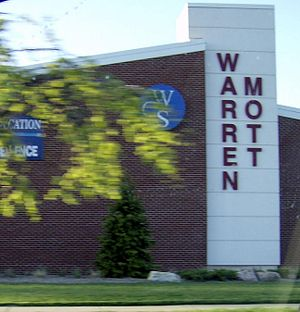 Warren, Michigan - Warren Mott High School