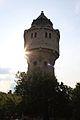 Water tower in Újpest 01.JPG