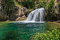 Waterfall Trail on Fossil Creek (30064899456).jpg