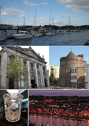 How to get to Waterford with public transit - About the place