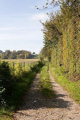 Wayfarer's Walk, Droxford - geograph.org.uk - 592486