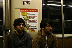 The Wiitala Brothers on the CTA