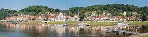 Stadt Wehlen - Wehlen Panorama 001