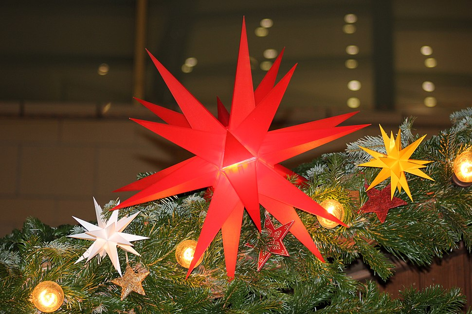 Weihnachtssterne. Chemnitz. IMG 7242WI