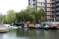 Wenlock Basin, Regents Canal, Islington - geograph.org.uk - 1522175.jpg