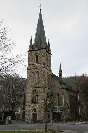 Werdohl - Church St Michael