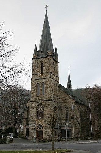 Werdohl - Church St Michael