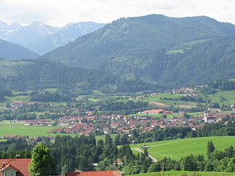 Wertach - Simple English Wikipedia, the free encyclopedia
