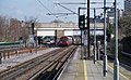 West Ham station MMB 23 S Stock.jpg
